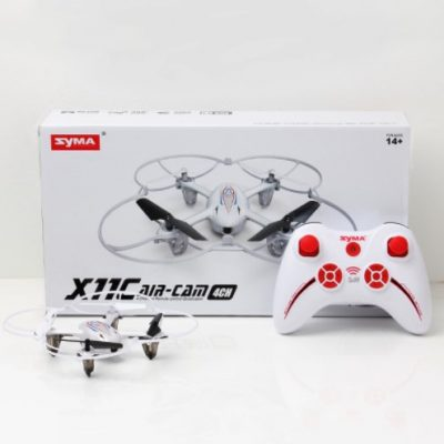 SYMA X11C mini drone met HD camera